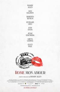 Постер Римские приключения