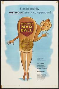 Постер Операция Бешеный шар