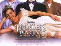 Постер Дневники принцессы 2: Как стать королевой