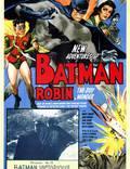 """Постер из фильма """"Бэтмен и Робин"""" - 1"""