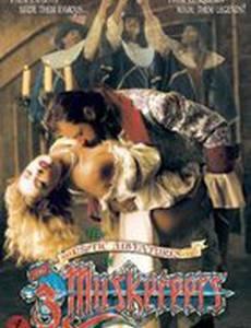 Эротические приключения трех мушкетеров (видео)
