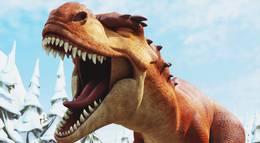 """Кадр из фильма """"Ледниковый период 3: Эра динозавров"""" - 1"""