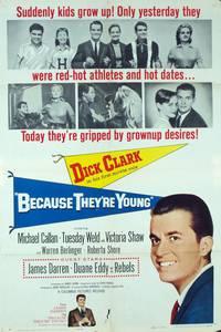 Постер Потому что они молодые