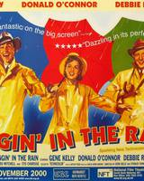 """Постер из фильма """"Поющие под дождем"""" - 2"""