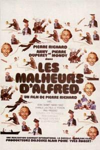Постер Злоключения Альфреда