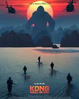 """Постер из фильма """"Конг: Остров черепа"""" - 2"""
