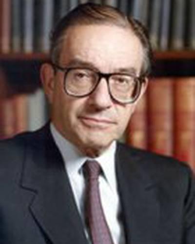Алан Гринспен фото