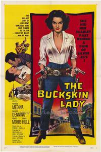 Постер The Buckskin Lady