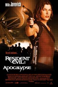 Постер Обитель зла 2: Апокалипсис