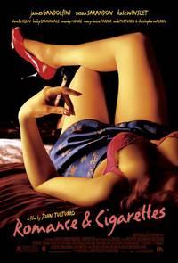 Постер Любовь и сигареты