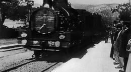 """Кадр из фильма """"Прибытие поезда на вокзал города Ла-Сьота"""" - 2"""