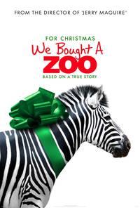 Постер Мы купили зоопарк