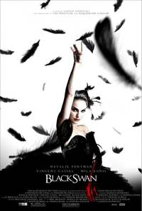 Постер Чёрный лебедь