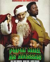 """Постер из фильма """"Плохой Санта"""" - 7"""