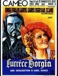 """Постер из фильма """"Лукреция Борджиа"""" - 1"""