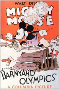 Постер Barnyard Olympics