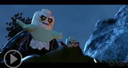 LEGO-трейлер