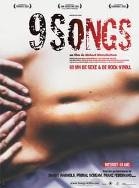 Постер 9 песен