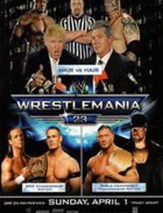 WWE РестлМания 23