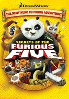 Кунг-фу Панда: Секреты неистовой пятерки (видео)