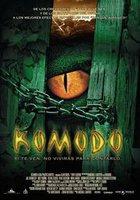 Комодо. Остров ужаса (видео)