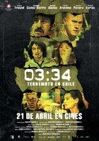 03:34 Землетрясение в Чили
