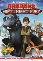 Драконы: Подарок ночной фурии (видео)