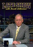 Вечернее шоу с Дэвидом Леттерманом