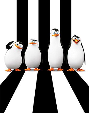 Что осталось за кадром «Пингвинов Мадагаскара»