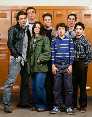 10 культовых сериалов о школе