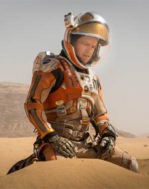 Что надо знать о «Марсианине» перед просмотром