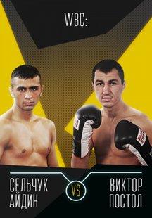 WBC: Викта Постол - Сельчук Айдин
