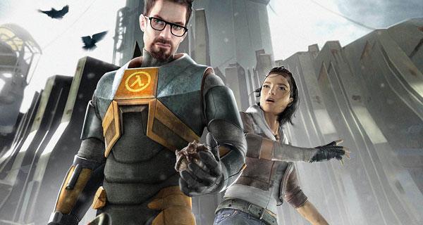 фрагмент видеоигры «Half-Life»