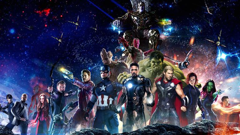 Супергерои Marvel