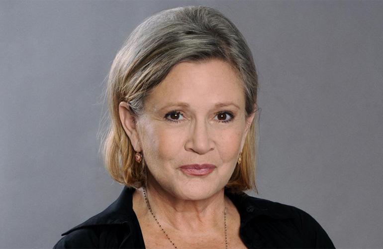 Скончавшаяся Кэрри Фишер возвратится в«Звездные войны» благодаря цифровой графике