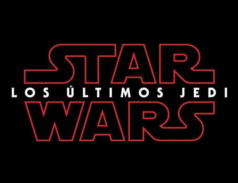 официальное лого 8 эпизода на испанском языке
