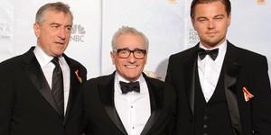 Скорсезе, ДиКаприо и Де Ниро работают над совместным фильмом