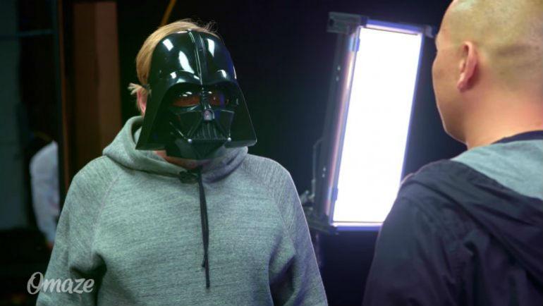 Новости Звездных Войн (Star Wars news): Марк Хэмилл оказался превосходным Дартом Вейдером
