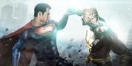 Скала против Супермена – это реальность