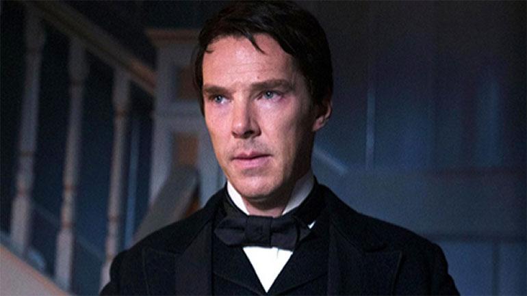 Бенедикт Камбербэтч в образе Томаса Эдисона