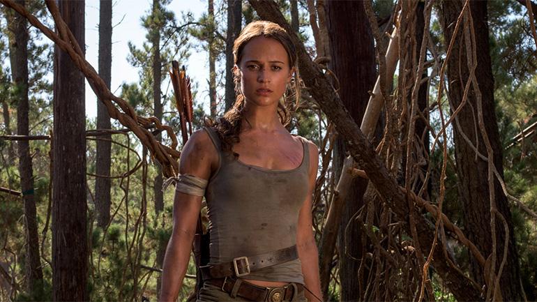 Tomb Raider: Лара Крофт, 2018, Скачать В HD