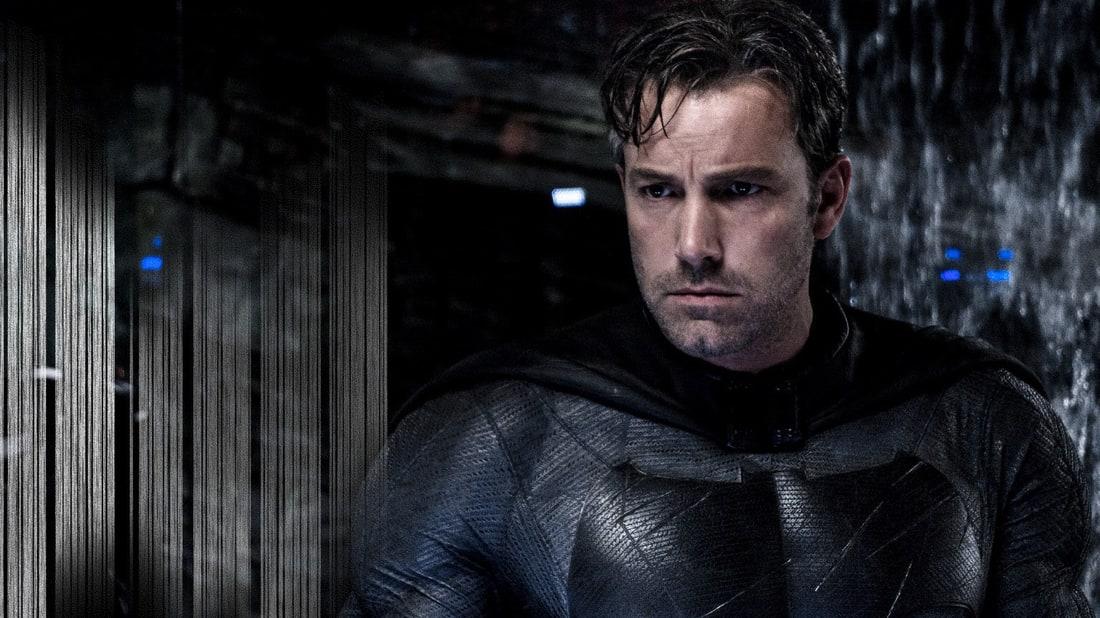 Бен Аффлек в образе Бэтмена