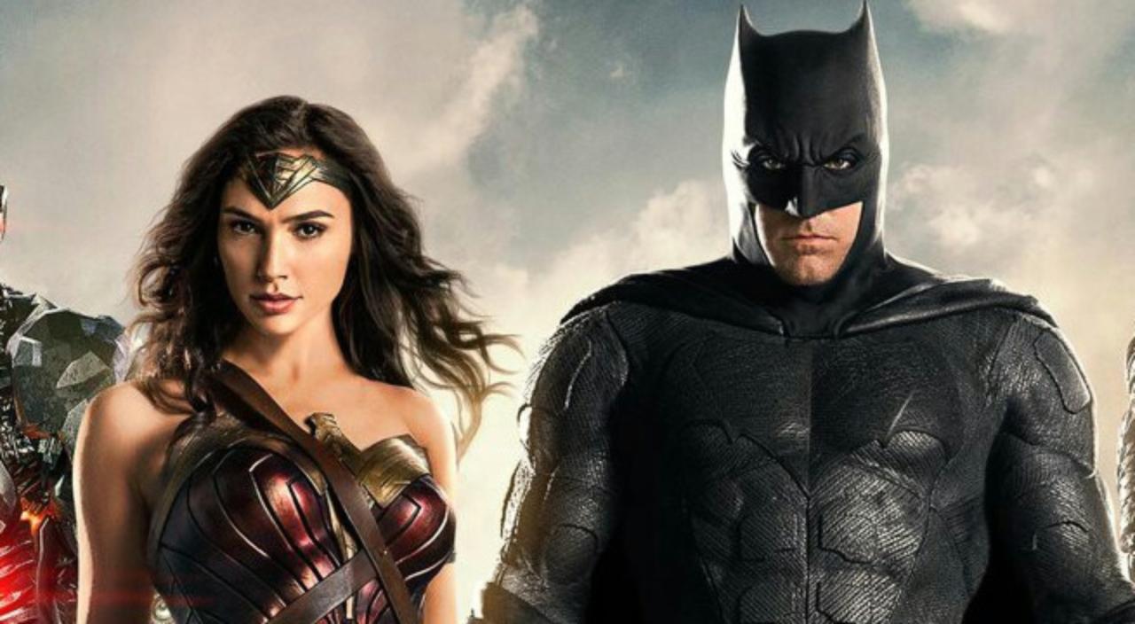 Бэтмен и Чудо-женщина