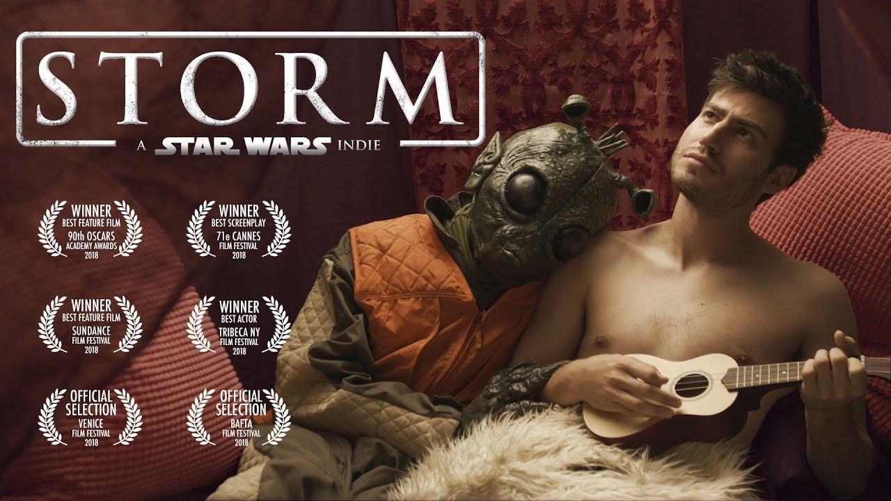 Фильмы для взрослых онлайн Звёздные войны XXX пародия