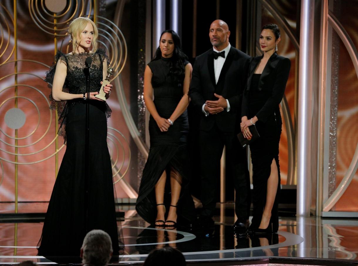 """Николь Кидман - первая объявленная лауреатка 75-го """"Золотого глобуса"""""""
