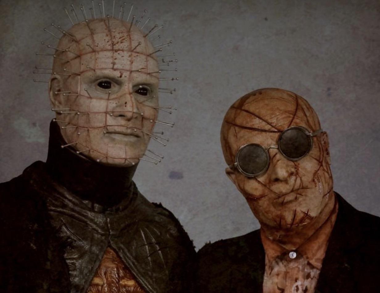 Кадр из фильма «Восставший из ада 10: Приговор»