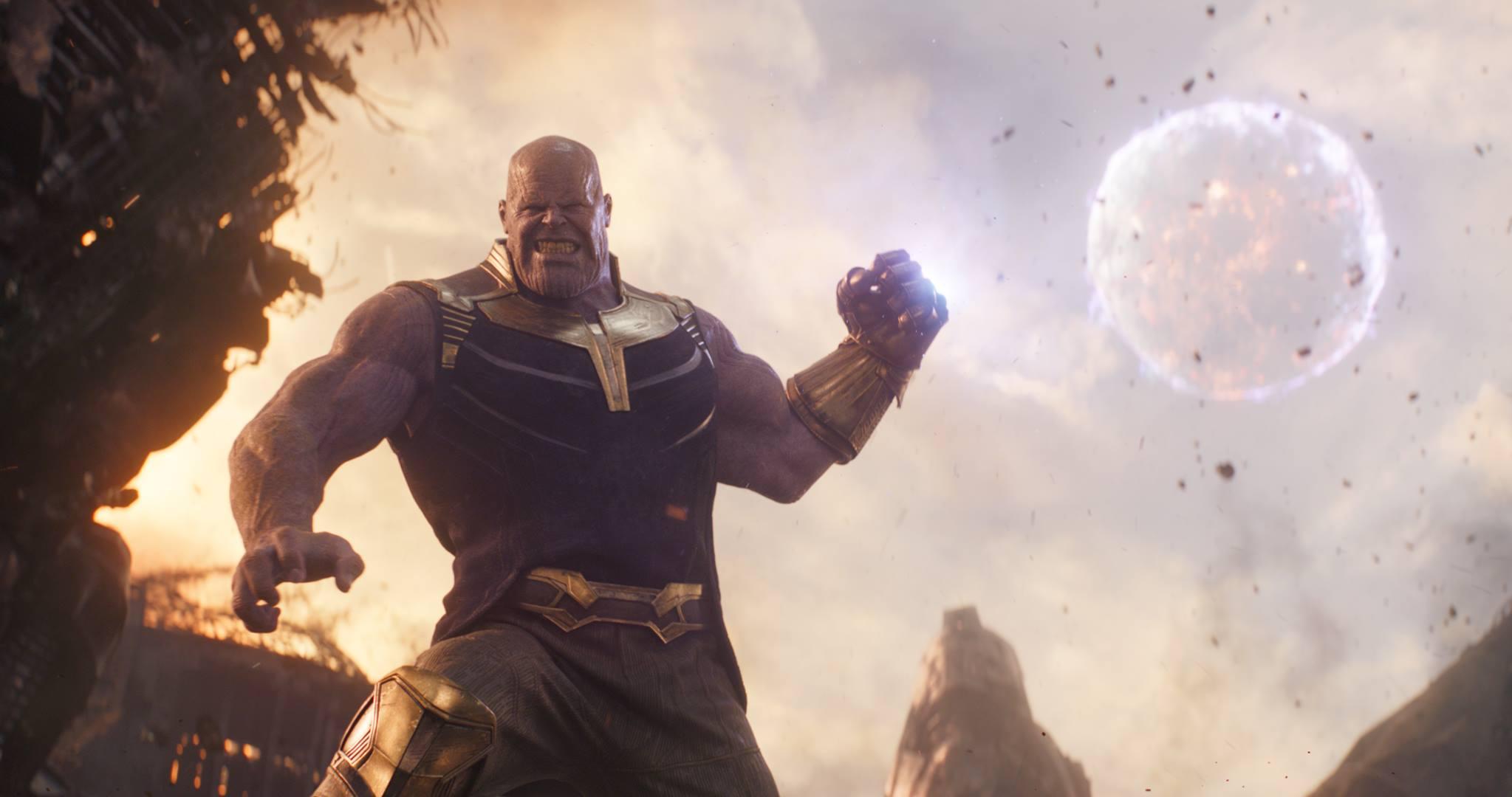 Вышел официальный трейлер фильма «Мстители: вражда Бесконечности»