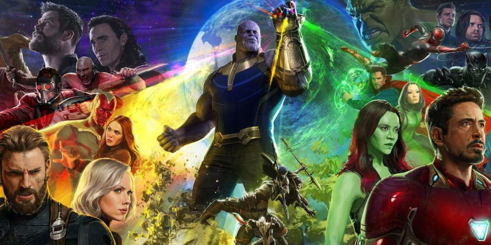 Заключительный трейлер «Мстителей» набрал 19,5 млн. просмотров засутки
