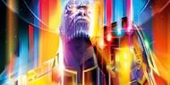 Стильный Танос на эксклюзивной обложке Empire