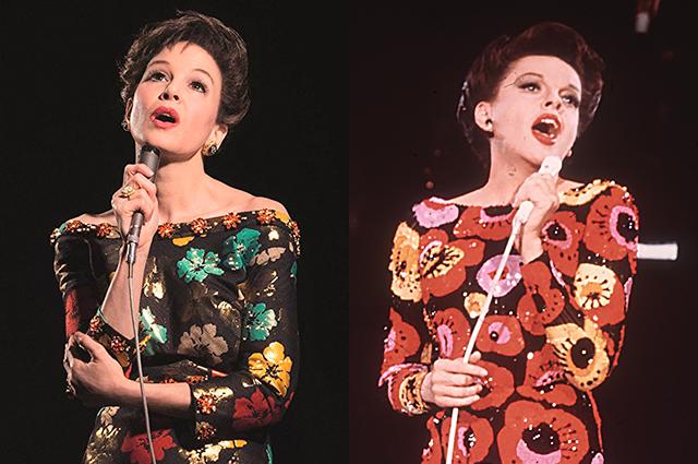 Рене Зеллвегер пошла нарадикальные изменения внешности ради роли Джуди Гарленд